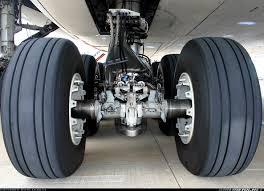 لاستیک هواپیما